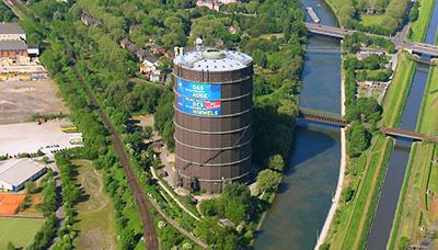 Kletterausrüstung Ruhrgebiet : Lage haus homann schneider