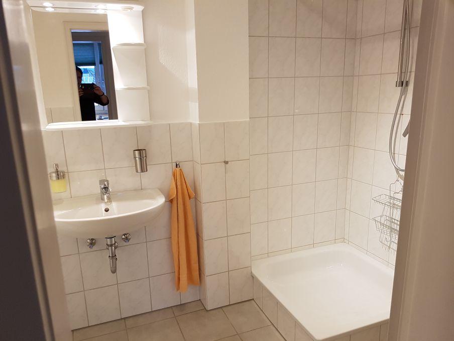 Apartment Wetter Dusche