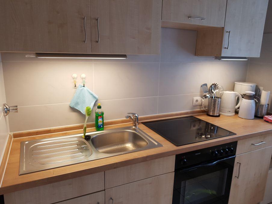 Apartment Wetter Küchenzeile