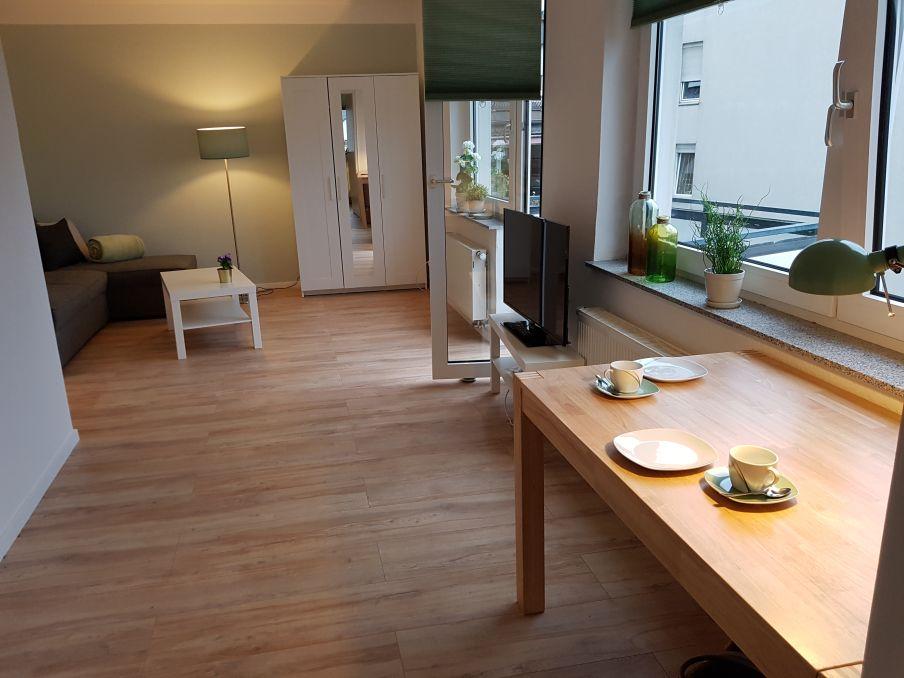 Apartment Wetter Wohnzimmer